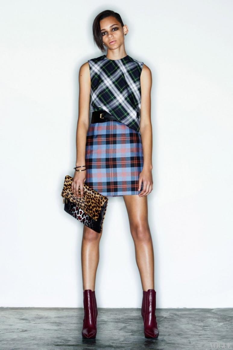 McQ Alexander McQueen Couture весна-лето 2013 #6