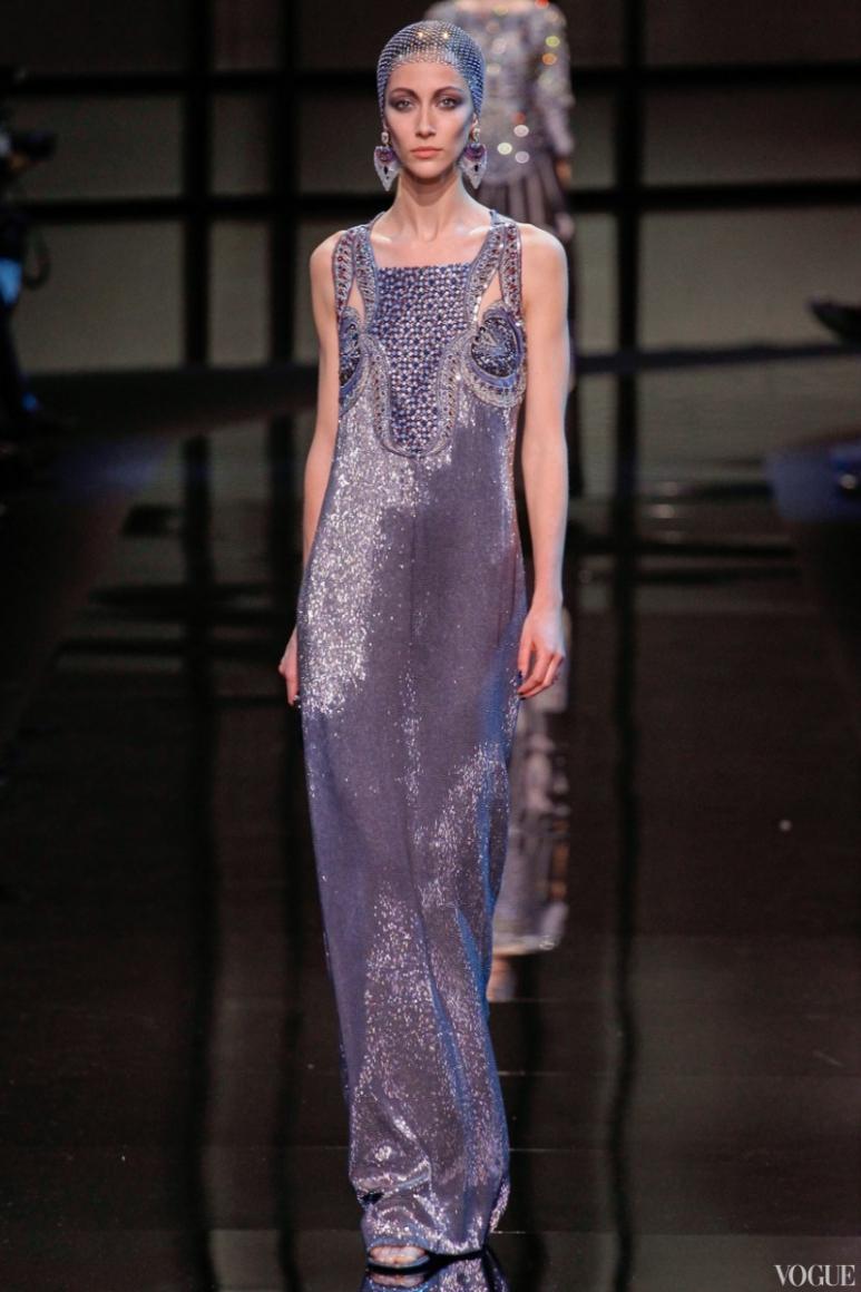 Armani Priv? Couture весна-лето 2014 #13