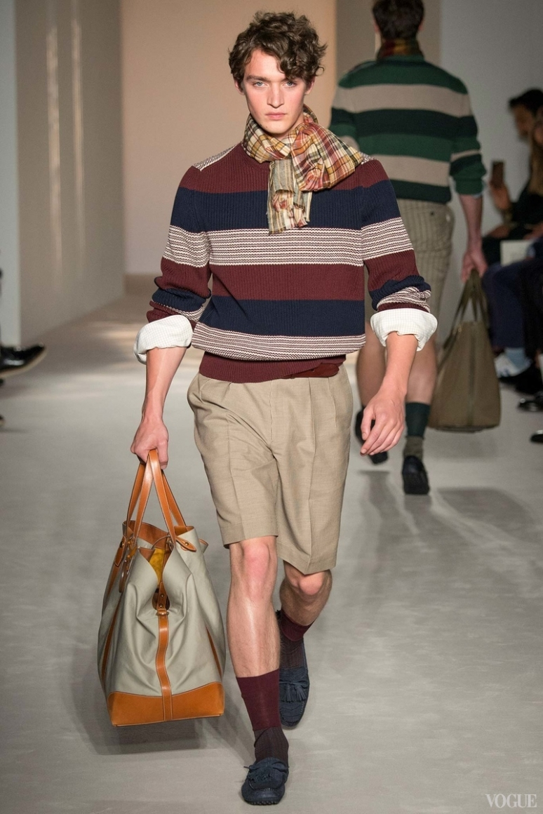 Dunhill Menswear весна-лето 2016 #4