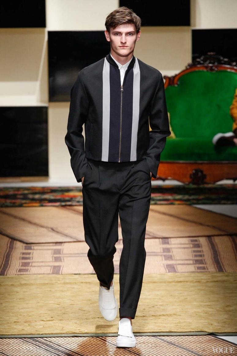 Salvatore Ferragamo Menswear весна-лето 2016 #7