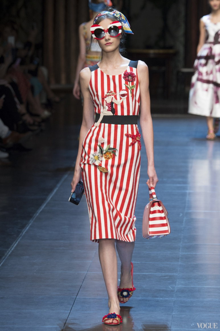 Dolce & Gabbana весна-лето 2016 #36