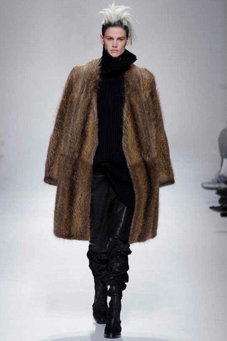 Haider Ackermann осень-зима 2013/2014 #11