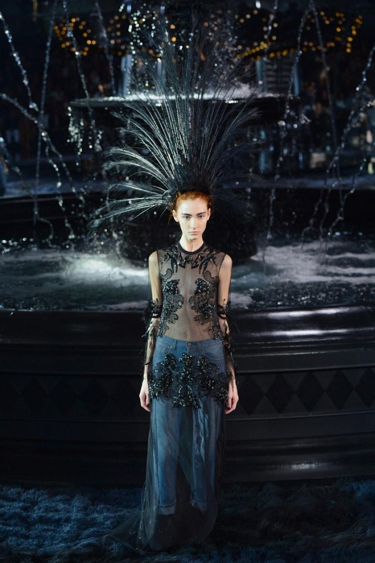 Louis Vuitton весна-лето 2014 #35