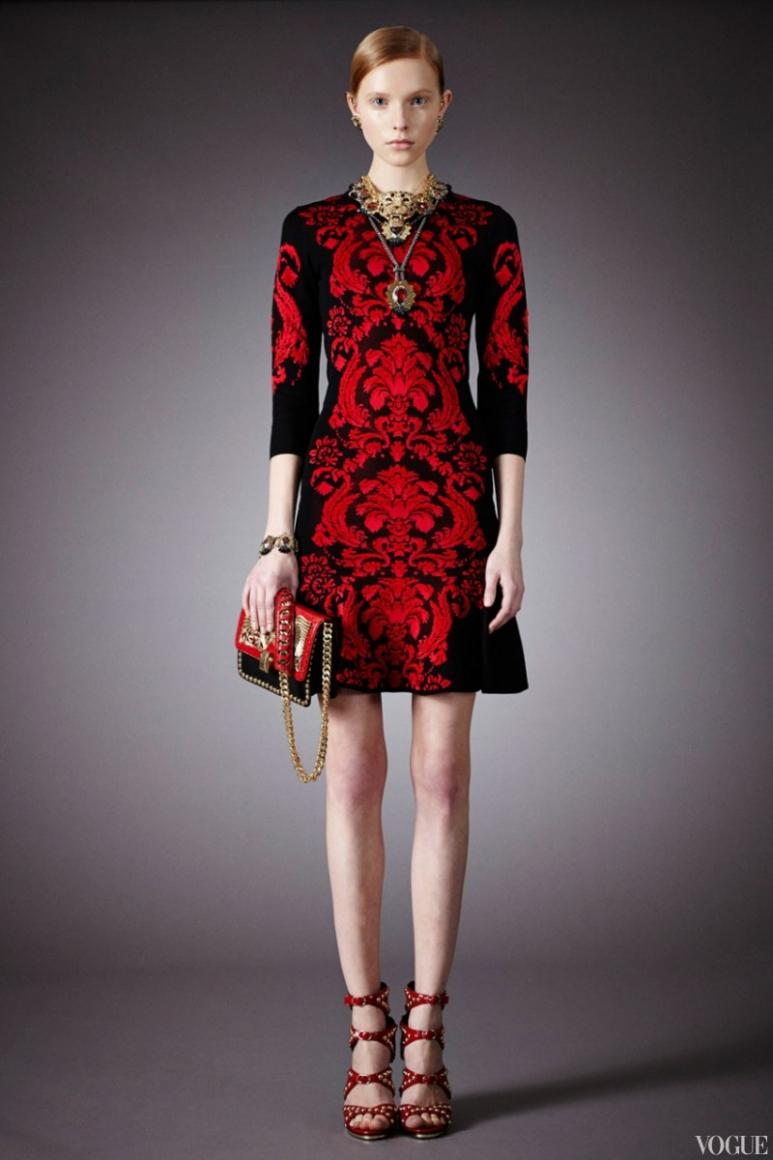 Roberto Cavalli Couture весна-лето 2013 #10