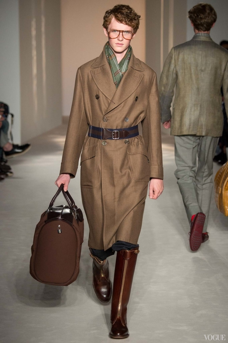 Dunhill Menswear весна-лето 2016 #21