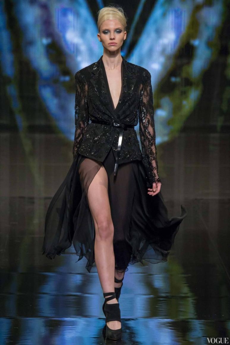Donna Karan осень-зима 2014/2015 #11