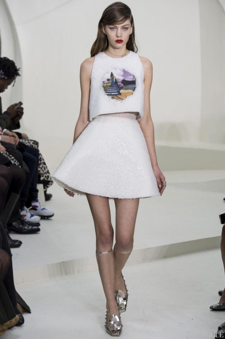 Christian Dior Couture весна-лето 2014 #39