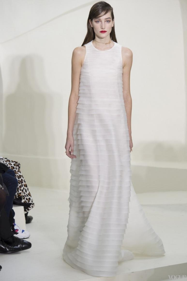 Christian Dior Couture весна-лето 2014 #16