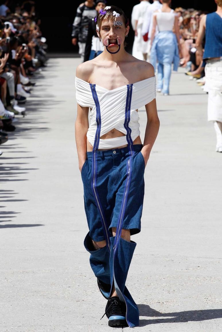 Hood by Air Menswear весна-лето 2016 #31