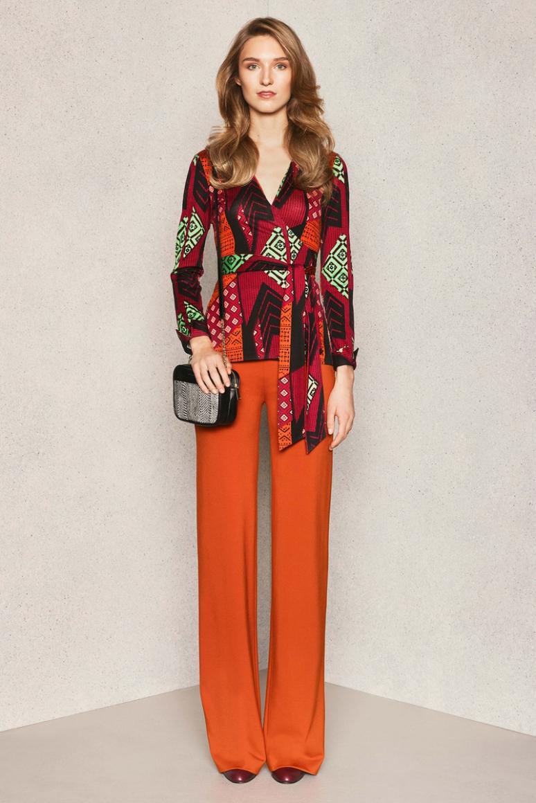 Diane Von Furstenberg Pre-Fall 2015 #19