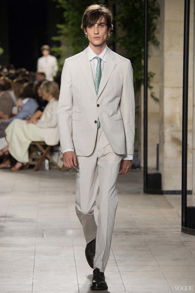 Hermes Menswear весна-лето 2016 #16