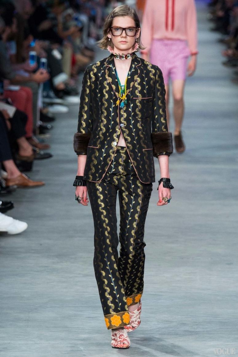 Gucci Menswear весна-лето 2016 #28