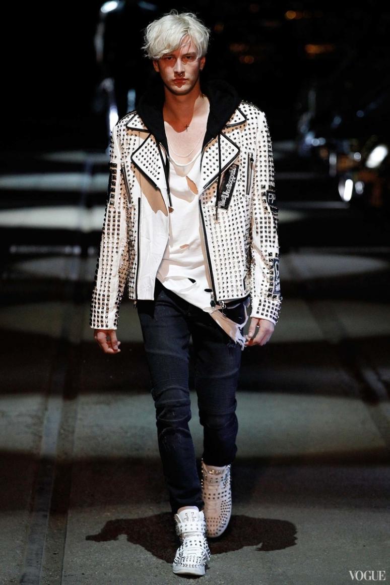 Philipp Plein Menswear весна-лето 2016 #5