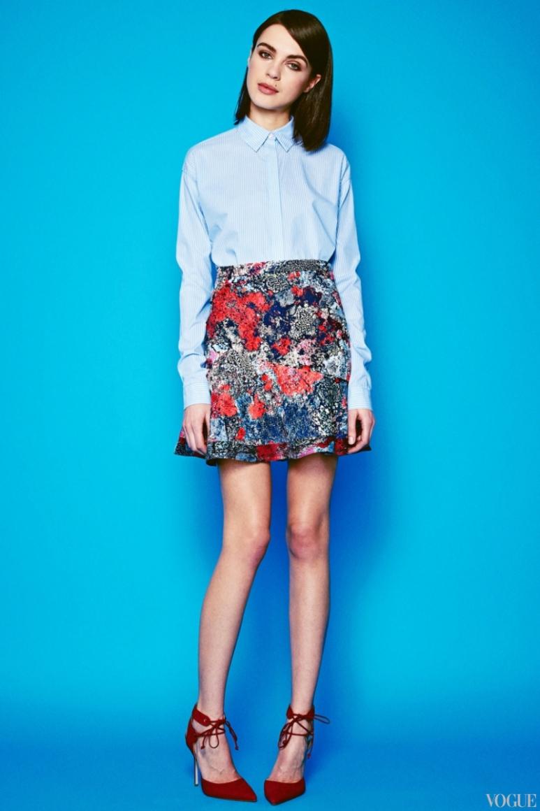 Misha Nonoo Couture весна-лето 2013 #9