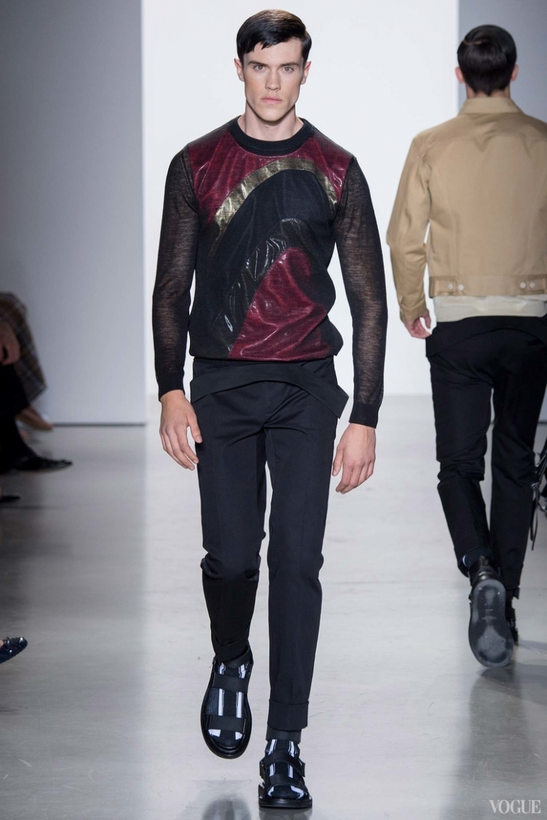 Calvin Klein Menswear весна-лето 2016 #36