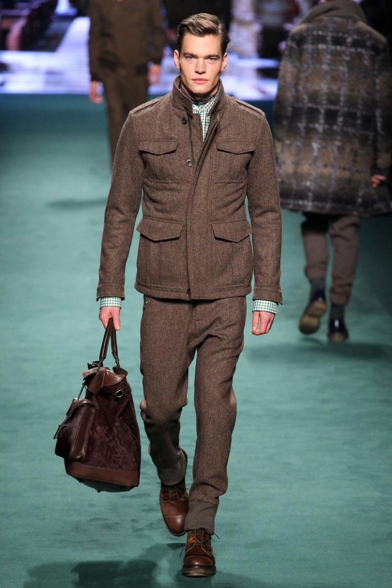 Etro Menswear осень-зима 2015/2016 #27