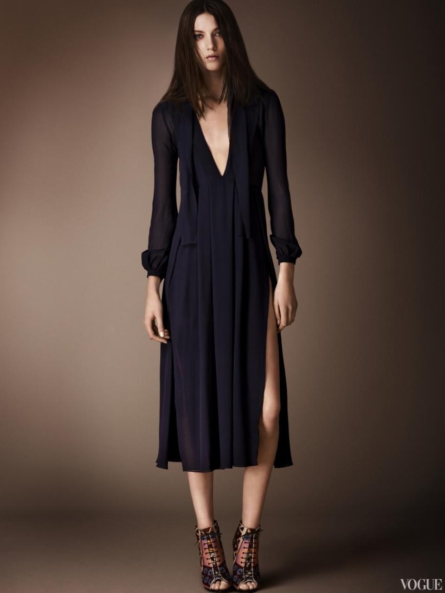 Burberry Prorsum Couture весна-лето 2013 #19