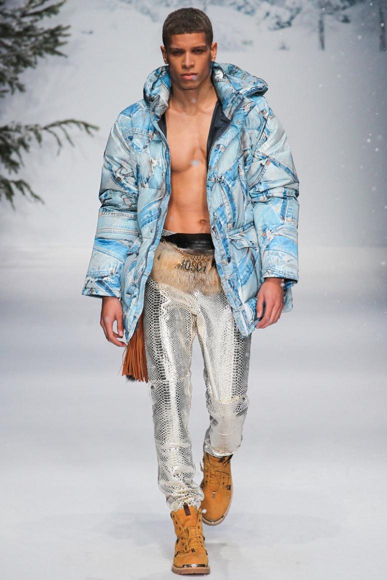 Moschino Menswear осень-зима 2015/2016 #52