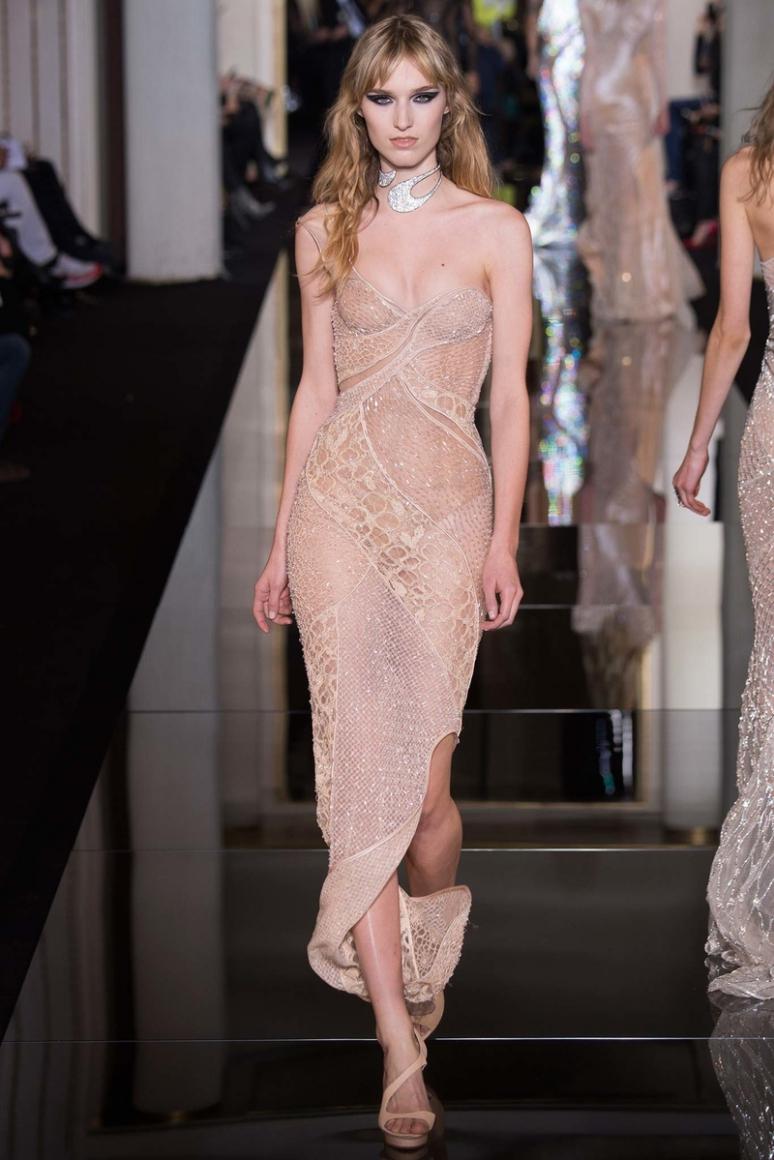 Atelier Versace Couture весна-лето 2015 #16
