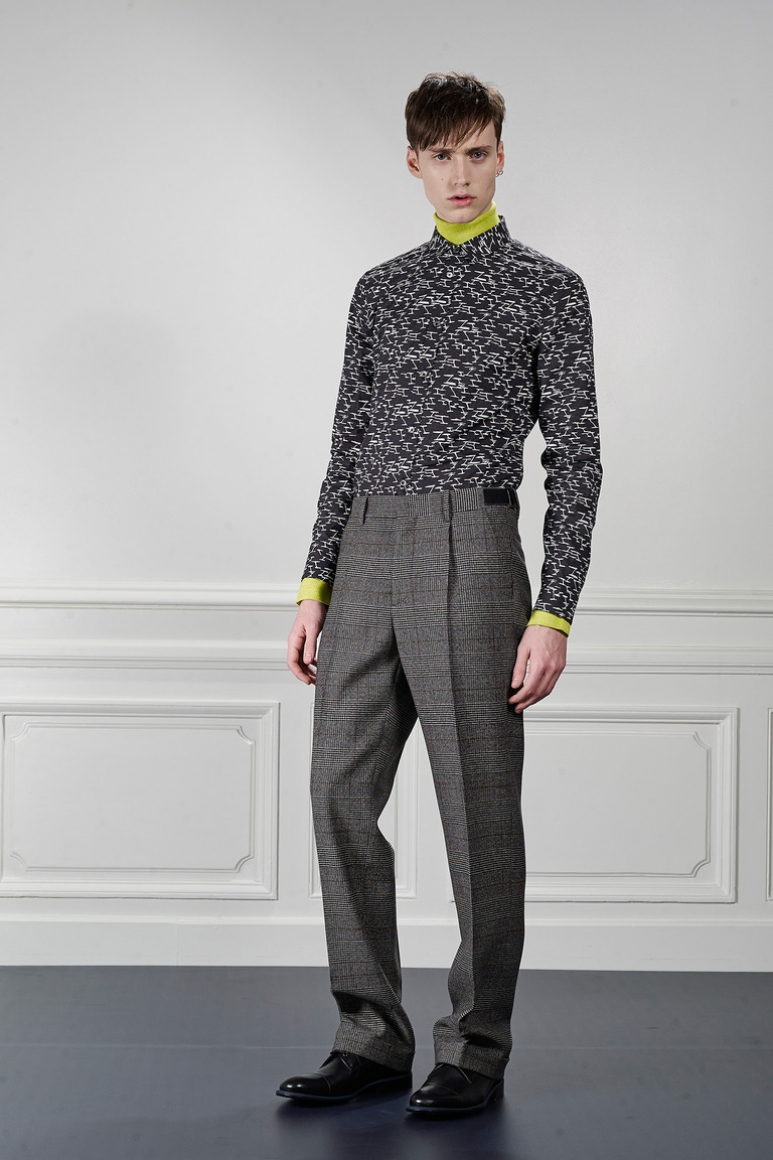 Viktor & Rolf Menswear осень-зима 2015/2016 #21