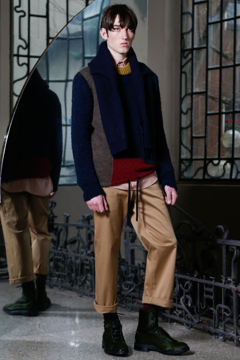Iceberg Menswear осень-зима 2015/2016 #9