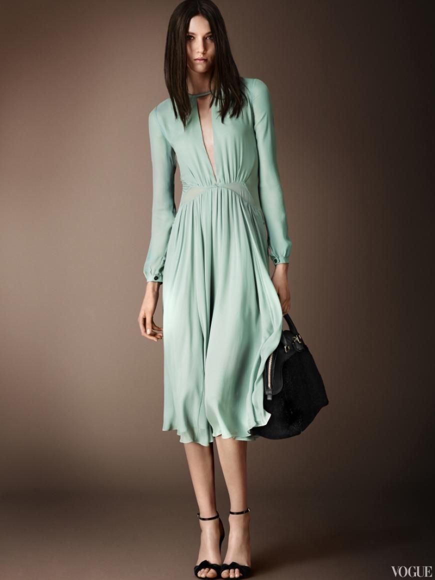 Burberry Prorsum Couture весна-лето 2013 #11