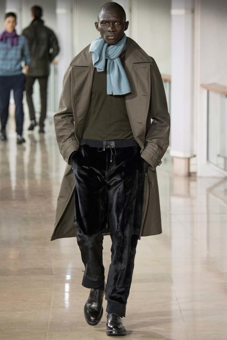 Hermes Menswear осень-зима 2015/2016 #21