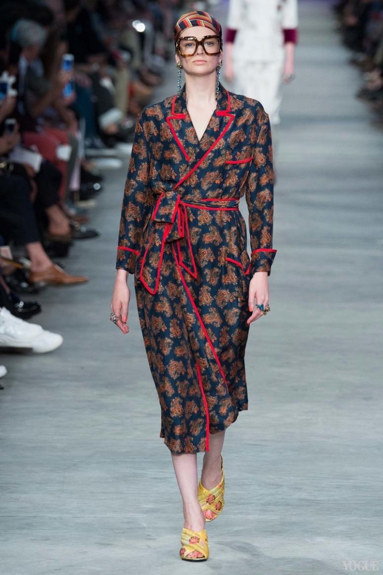 Gucci Menswear весна-лето 2016 #12