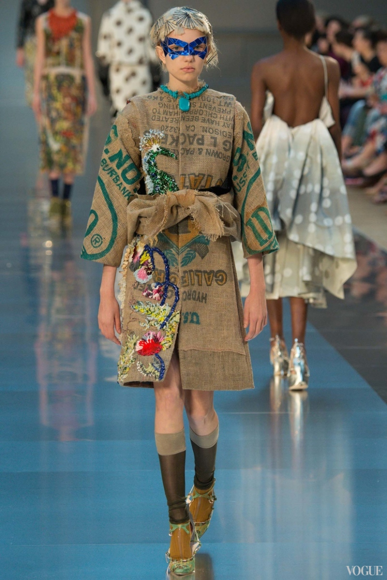 Maison Martin Margiela Couture осень-зима 2015/2016 #9