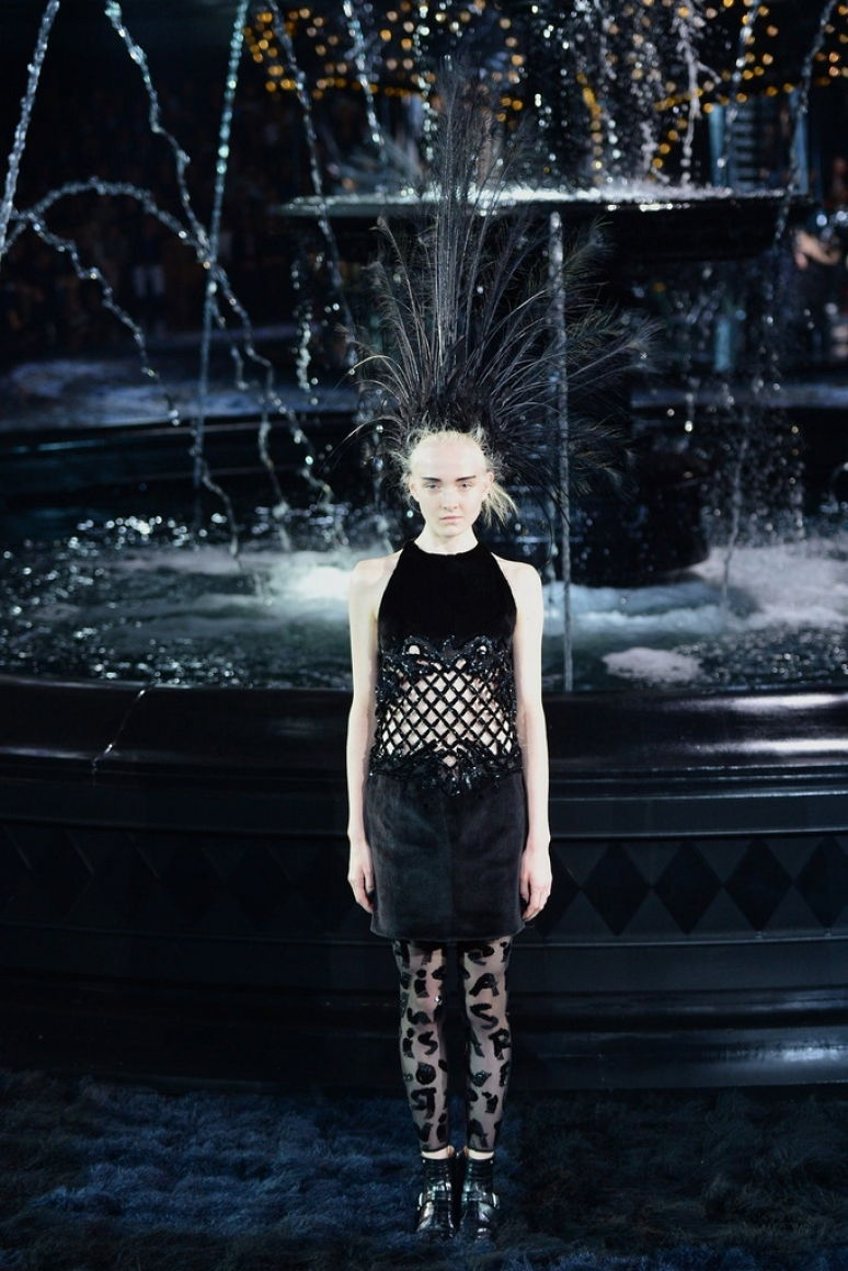 Louis Vuitton весна-лето 2014 #40