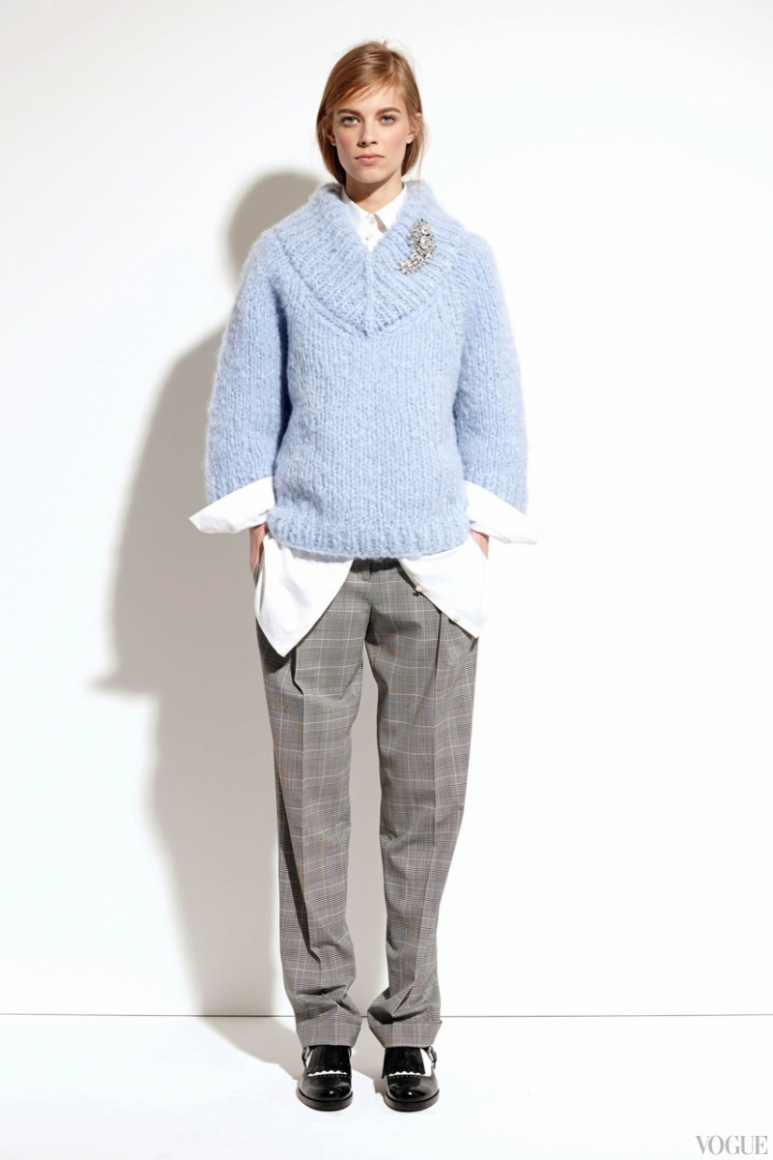 Michael Kors Couture весна-лето 2013 #9