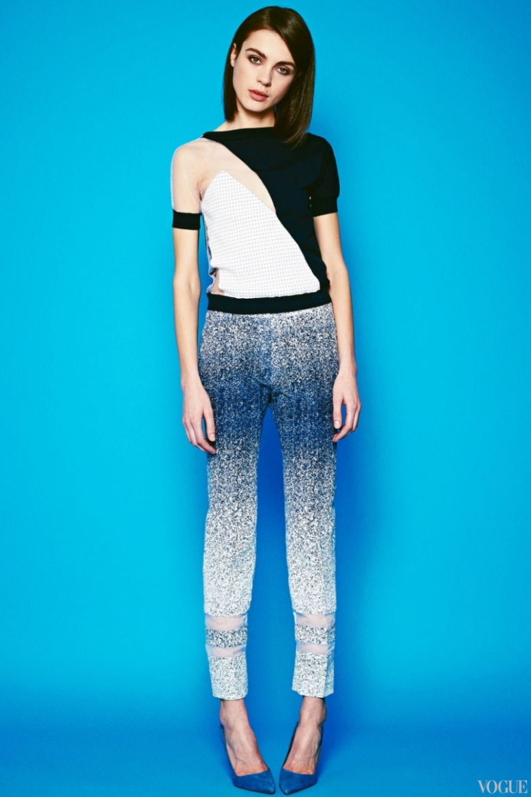 Misha Nonoo Couture весна-лето 2013 #15