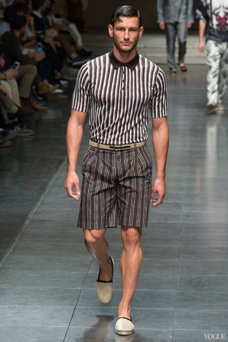 Dolce & Gabbana Menswear весна-лето 2016 #26