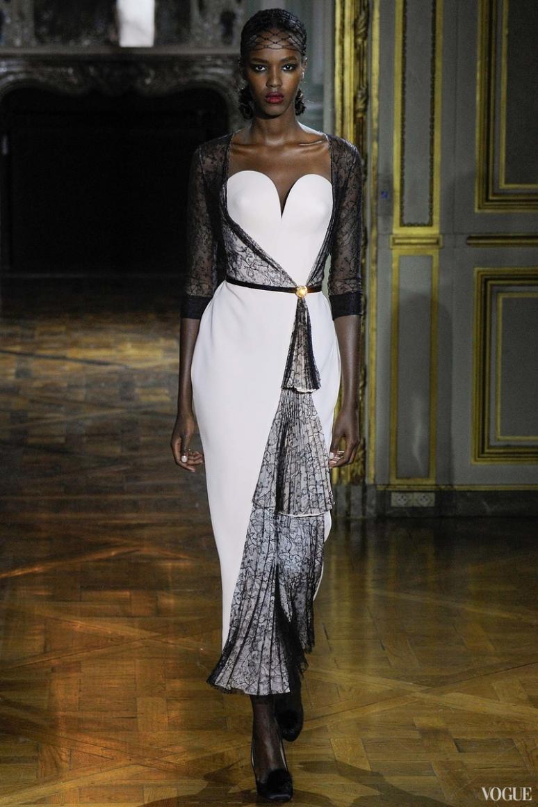 Ulyana Sergeenko Couture осень-зима 2015/2016 #22