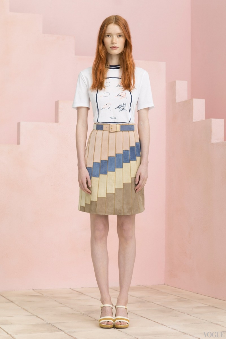 Tory Burch Resort 2015 #22
