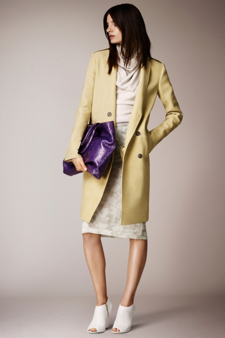Burberry Prorsum Resort 2014 #10