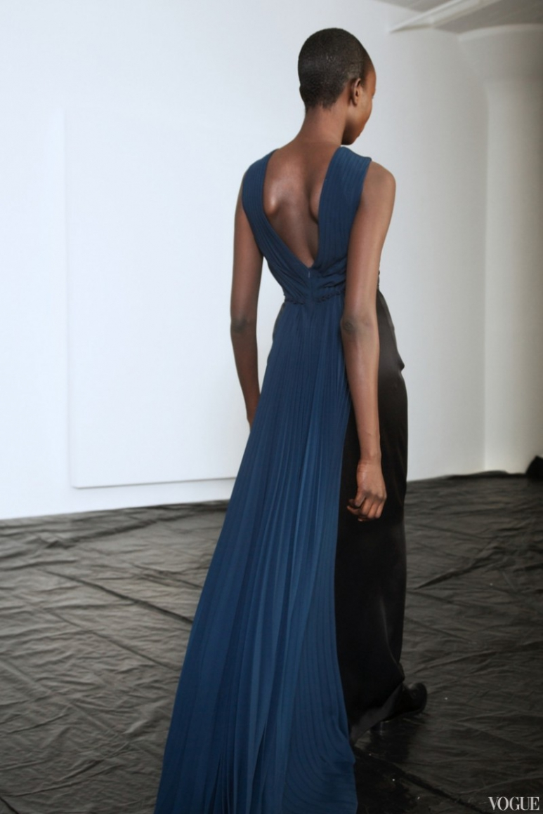 Cedric Charlier Couture весна-лето 2013 #1