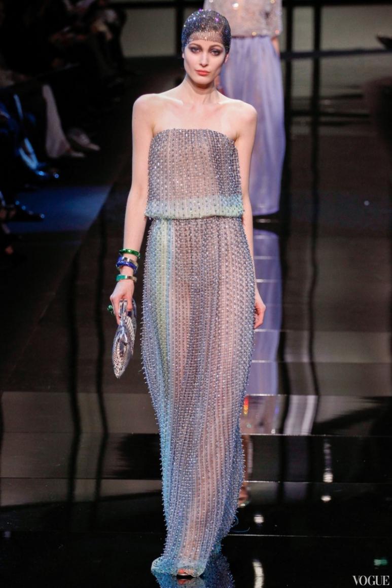 Armani Priv? Couture весна-лето 2014 #16