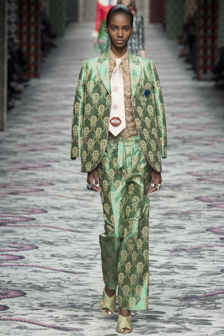 Gucci весна-лето 2016 #36