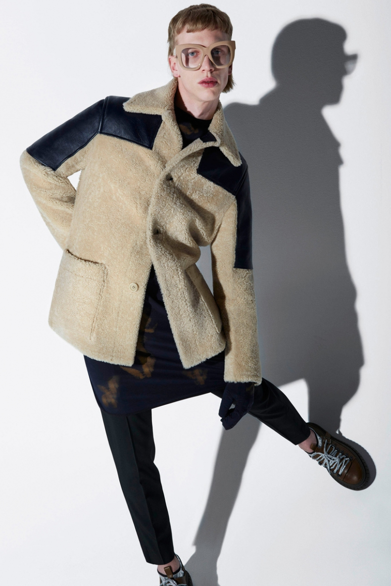 Acne Menswear осень-зима 2015/2016 #3