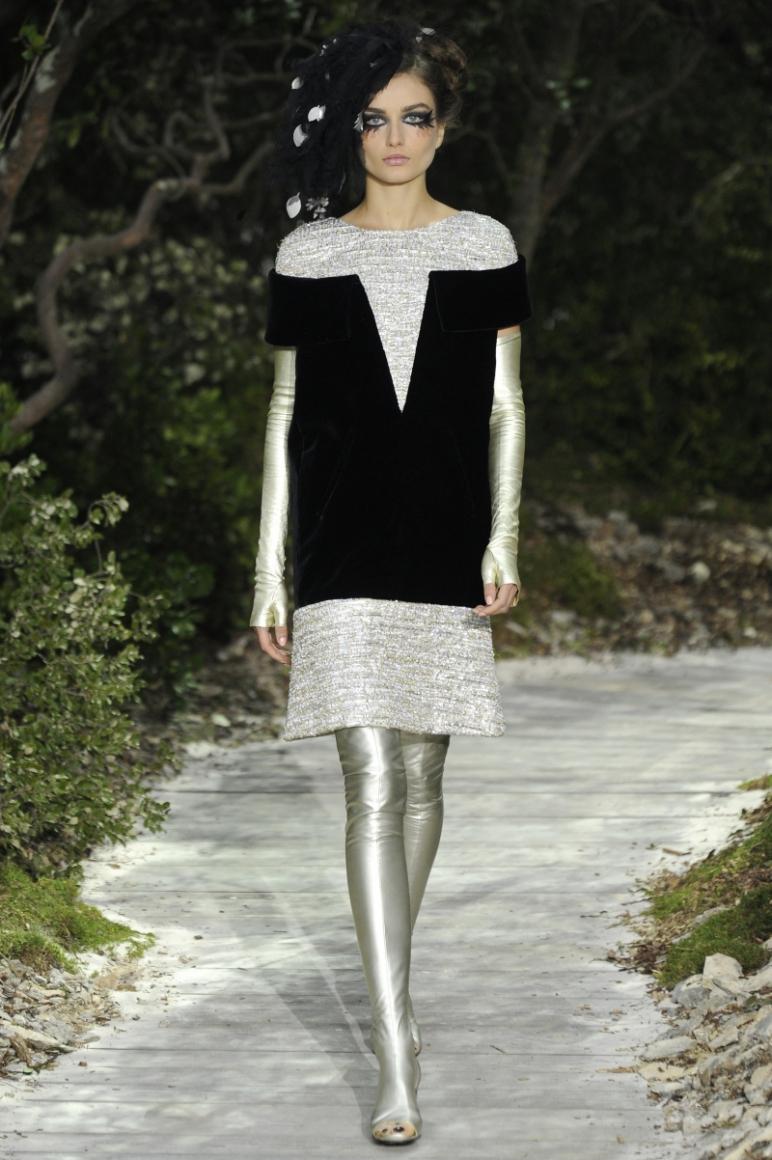 Chanel Couture весна-лето 2013 #29