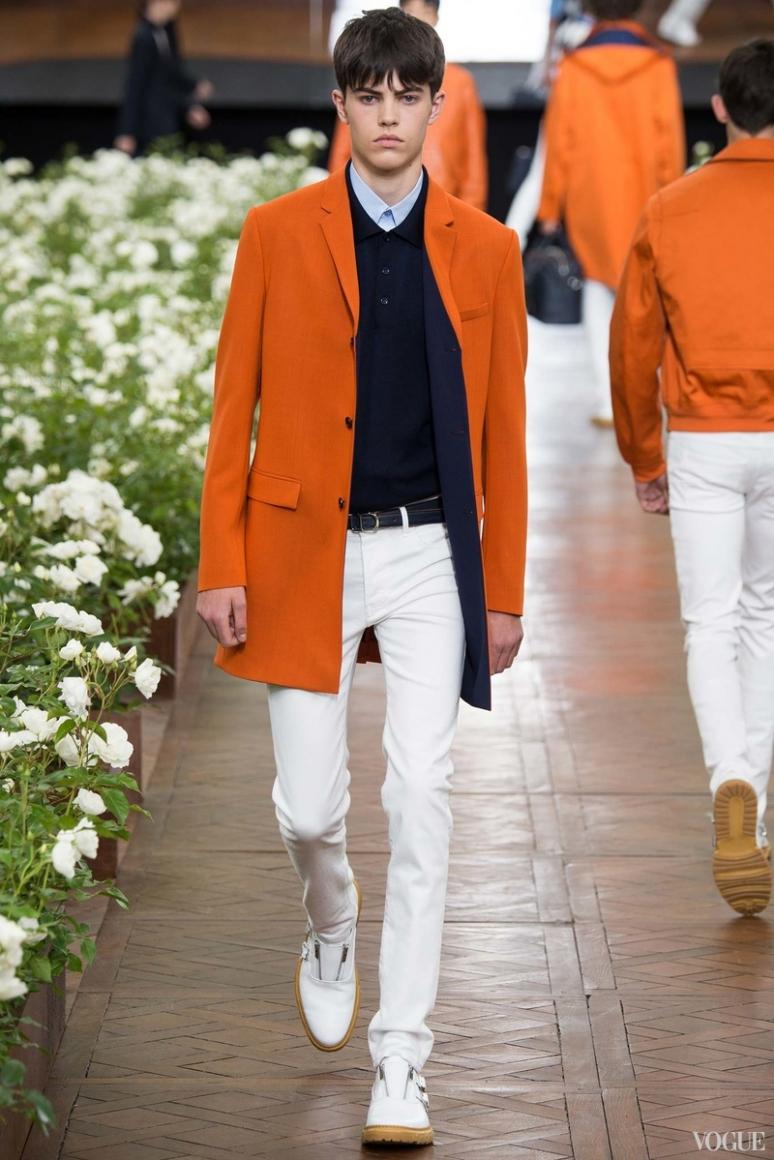 Dior Homme Menswear весна-лето 2016 #9