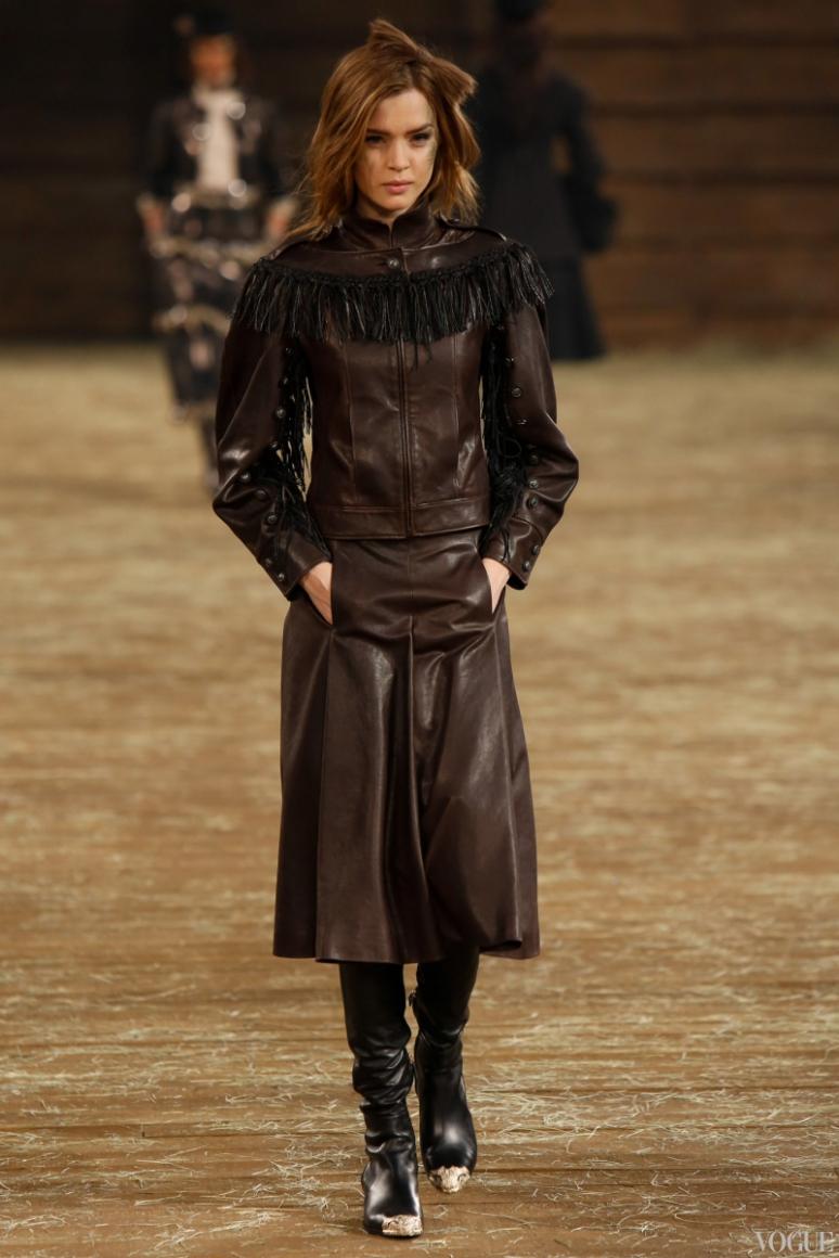 Chanel Couture весна-лето 2013 #78