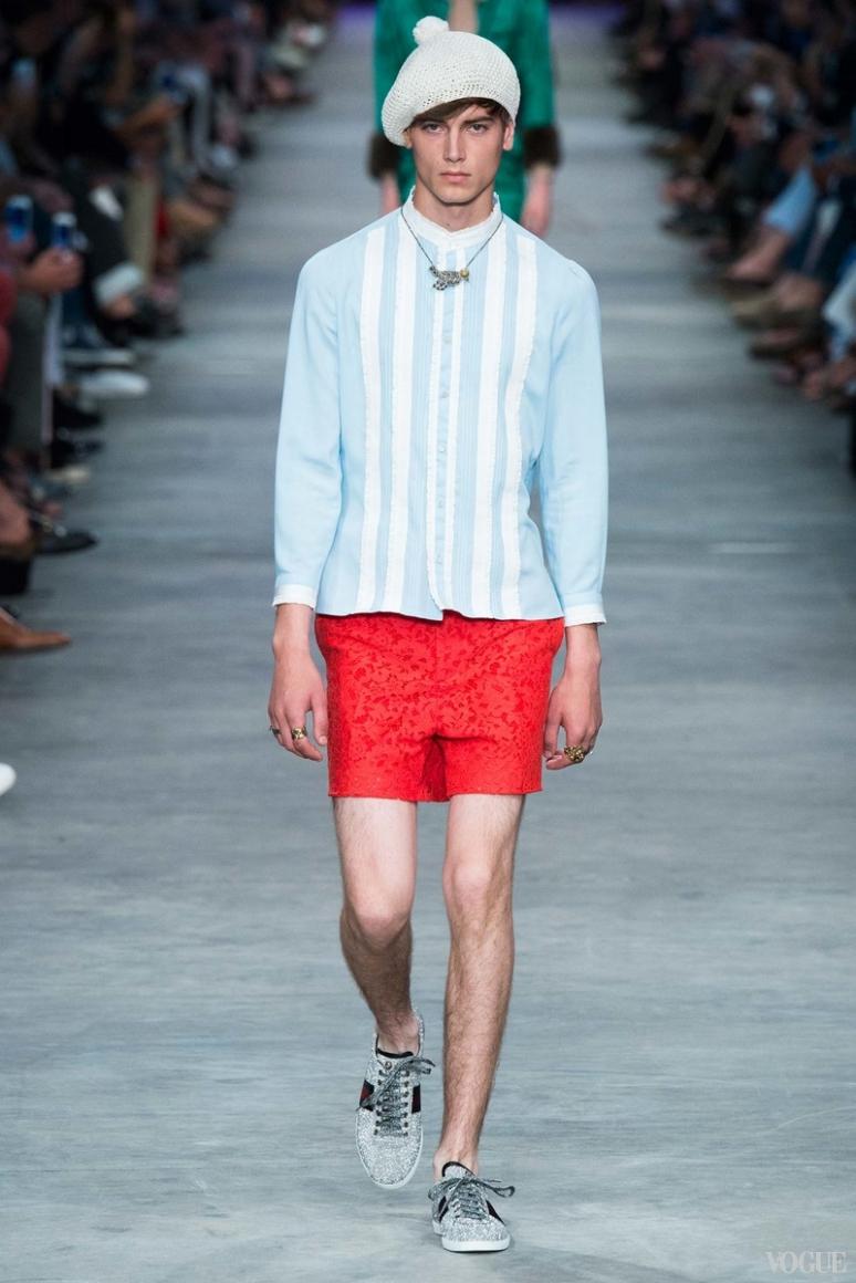 Gucci Menswear весна-лето 2016 #32