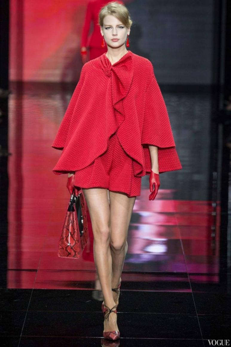 Armani Priv? Couture осень-зима 2014/2015 #54