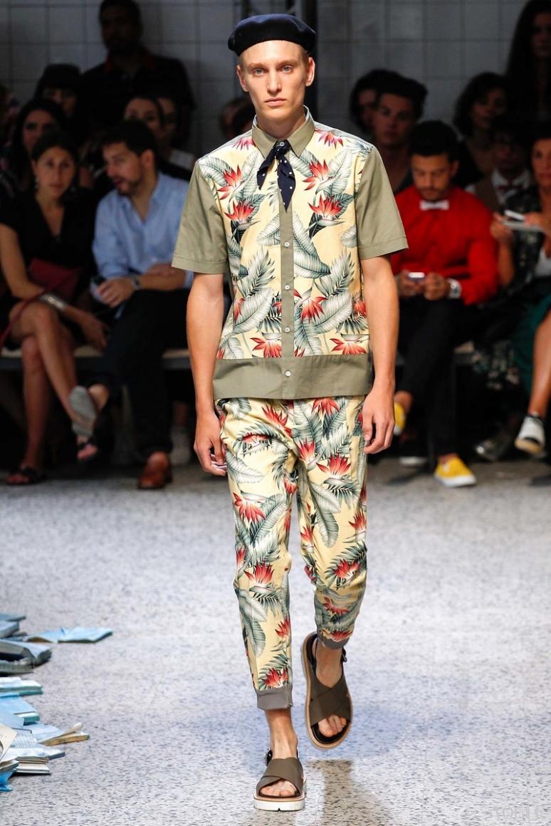 Antonio Marras Menswear весна-лето 2016 #19