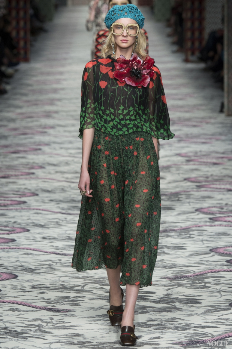 Gucci весна-лето 2016 #17