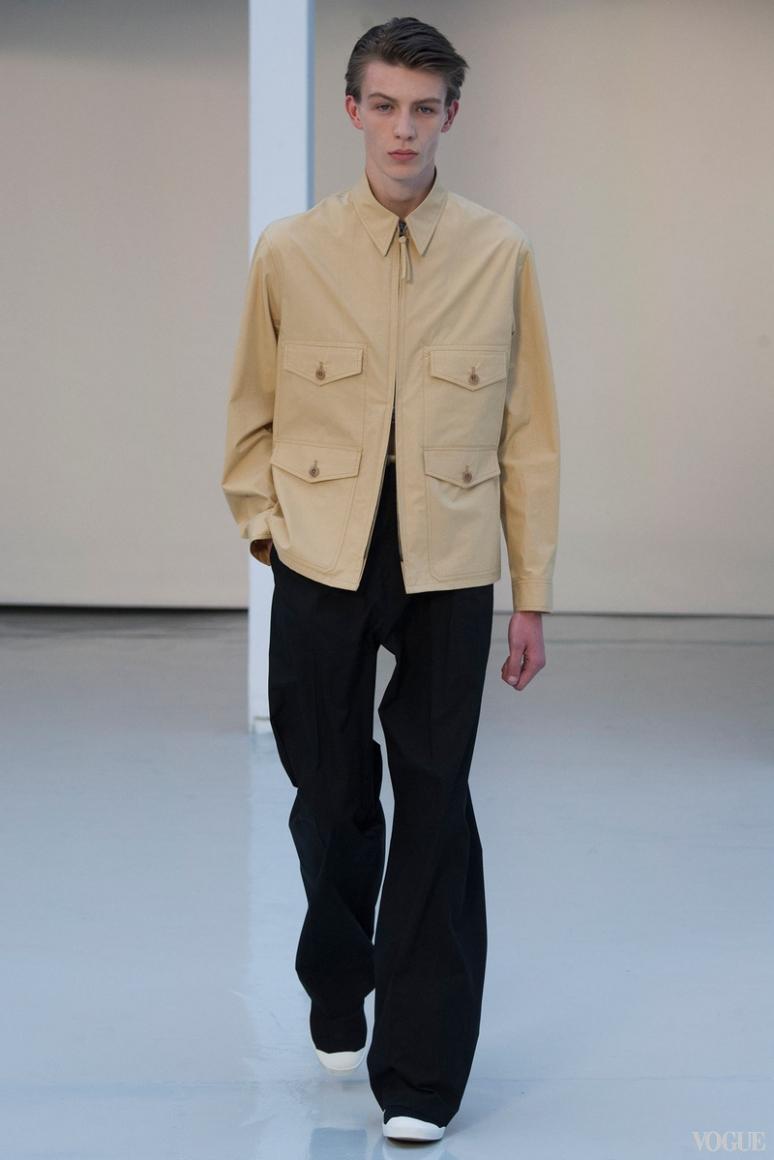 Lemaire Menswear весна-лето 2016 #24