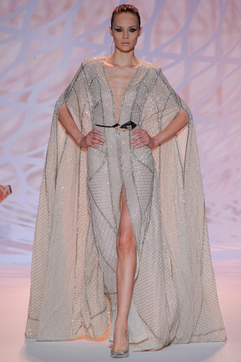 Zuhair Murad Couture осень-зима 2014/2015 #6