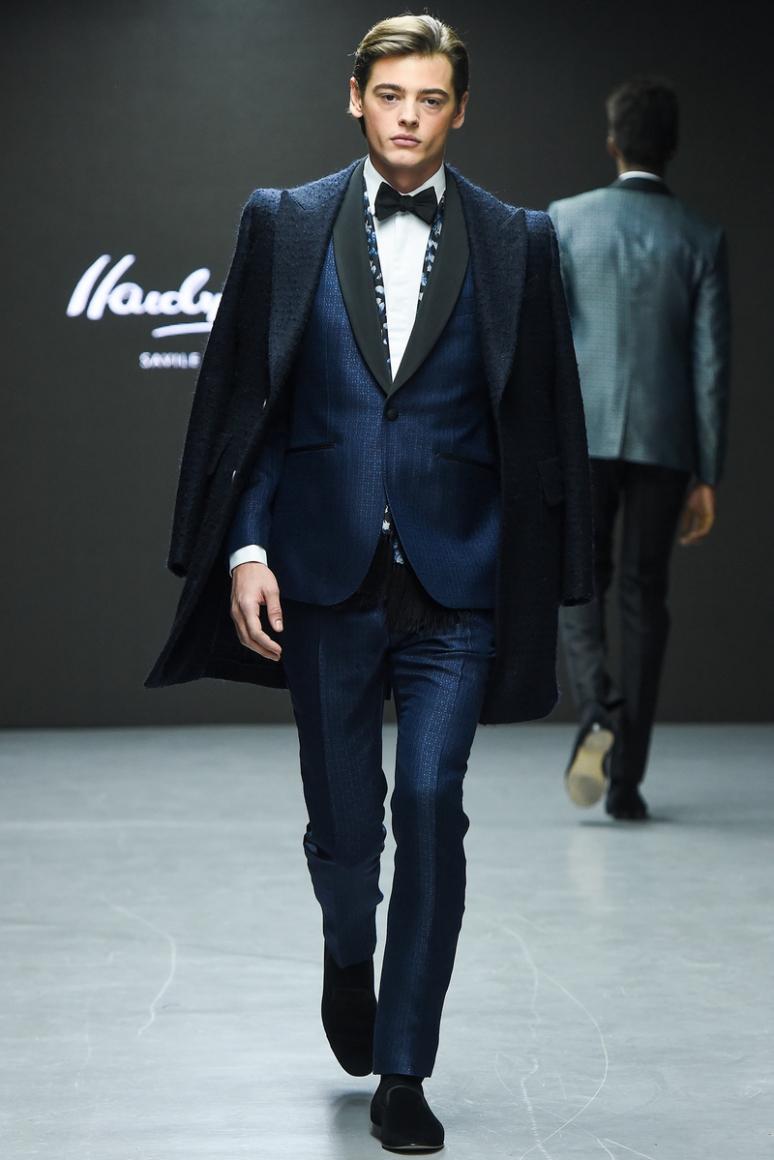 Hardy Amies Menswear осень-зима 2015/2016 #4